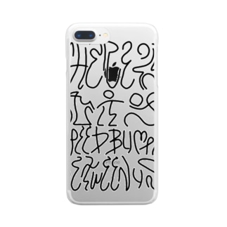 speed bumps Clear smartphone cases