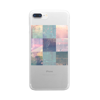 asa-chanの無題2 Clear smartphone cases