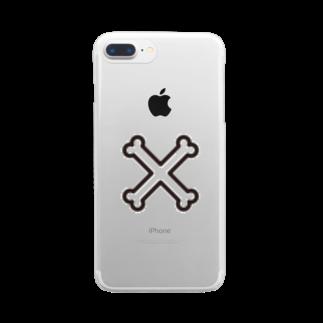 BUSCEMISのBORN Clear smartphone cases