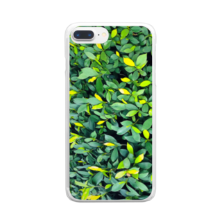 TokyoSienneのNATURE LOVER 🌿 Clear smartphone cases