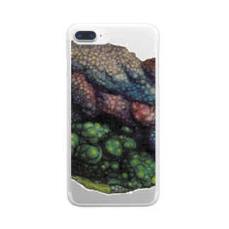 suess.のMineralogy Clear smartphone cases