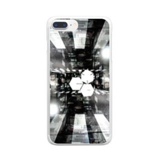 CELL PRIMEのCELLPRIME Clear smartphone cases