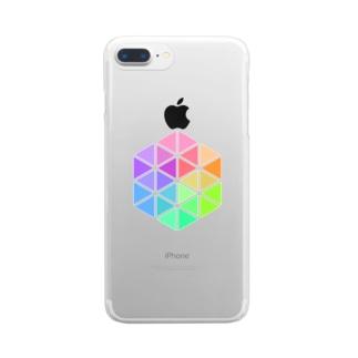 @Seitaroのアイコン Clear smartphone cases