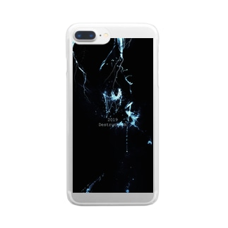 DrNBlue Clear smartphone cases