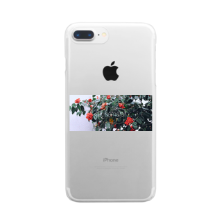 x_x_xのephemeral Clear smartphone cases