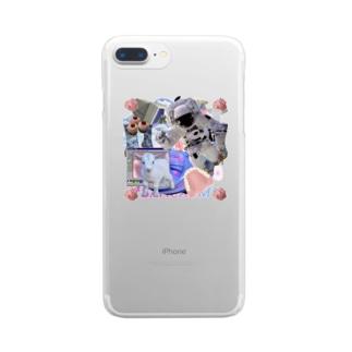 you ain't kawaii  Clear smartphone cases