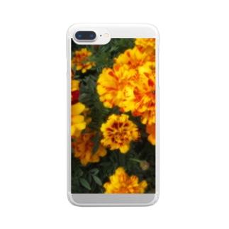ソフトフォーカス Clear smartphone cases