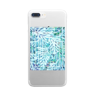 Frozen /Cedar  Clear smartphone cases