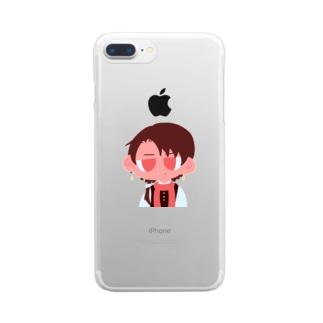 清 Clear smartphone cases