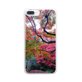「ApRenDiz」のPsychedelic TrEE Clear smartphone cases