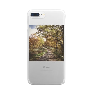 walking Clear smartphone cases
