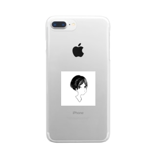 forexample Clear smartphone cases