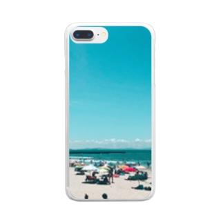 内海 Clear smartphone cases