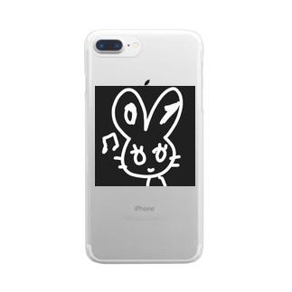 01ちゃん♪ Clear smartphone cases