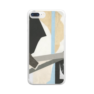 punkadada Design Clear smartphone cases