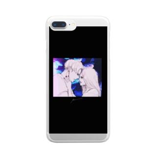 海月 Clear smartphone cases