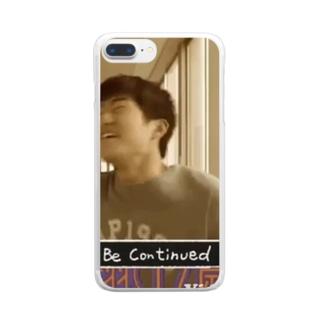 ウェイ Clear smartphone cases