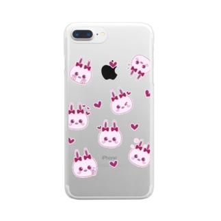 Ratia Clear smartphone cases