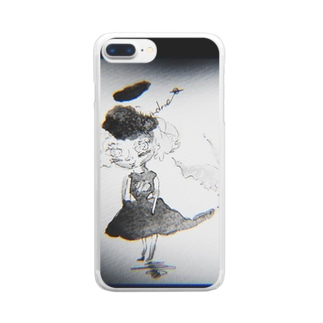 Bellmochan Clear smartphone cases