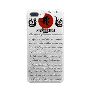 珊底羅 SANTEIRA Clear smartphone cases