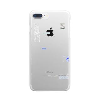 初雪降糖 Clear smartphone cases