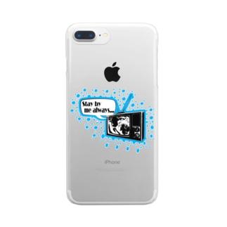 ラブロマンス♯2 Clear smartphone cases