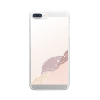 Spring fairy tale Clear smartphone cases
