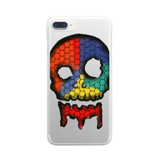 骨喰 Clear smartphone cases