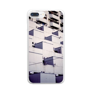 suburbia_01 Clear smartphone cases