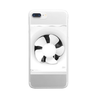 Ventilation Fan Clear smartphone cases