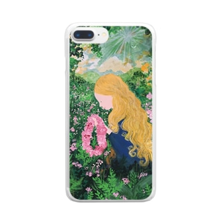 Lemuria Clear smartphone cases