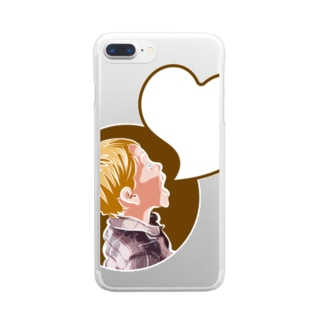 WARUGAKID Clear smartphone cases