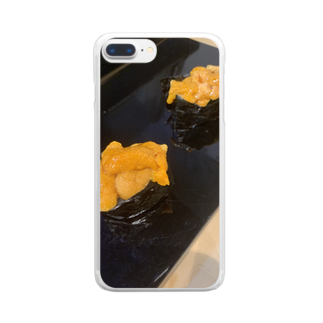 mのUNI Clear smartphone cases