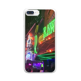 THAILAND Clear smartphone cases