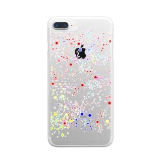 点 Clear smartphone cases