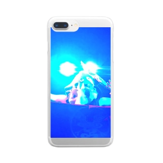 SZUKIのエママウス Clear smartphone cases