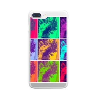 SAIGO-KEN Clear smartphone cases