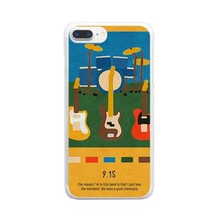 【2019.09.15】新井リオの英語日記グッズ Clear smartphone cases