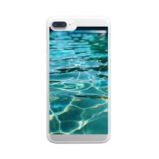suimen Clear smartphone cases