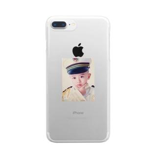 蔡徐坤 Clear smartphone cases