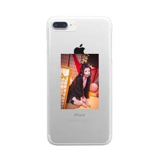 胡蝶 しのぶ (こちょう しのぶ) 鬼殺隊隊服 鬼滅の刃 コスプレ衣装  Clear smartphone cases