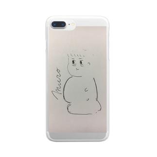 MURO Clear smartphone cases