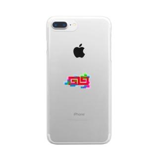 電脳チャイナ Clear smartphone cases