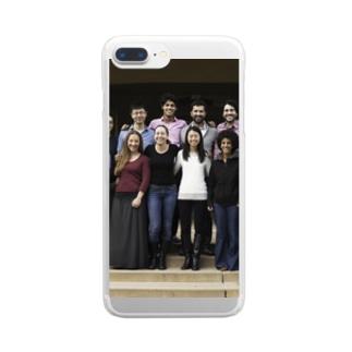 AI团队 Clear smartphone cases