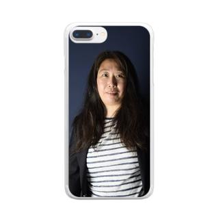 哈牛桥 哈佛才女 Clear smartphone cases
