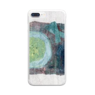ぽたーじゅ Clear smartphone cases