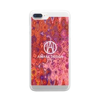 awake346 Clear smartphone cases