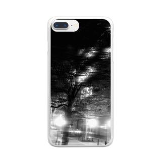 moNo Clear smartphone cases
