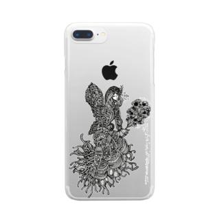 フェアリーダスト Clear smartphone cases