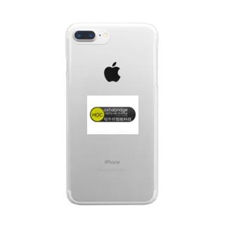 哈牛桥智能科技が作ったoxhabirdge sports品 Clear smartphone cases